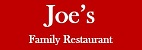 Joe's Family Restaurant
