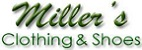 Miller's Clothing & Shoes
